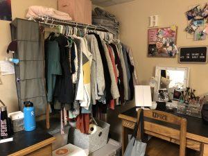 Image of shared dorm room