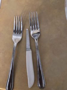 Image of Forks and Knife